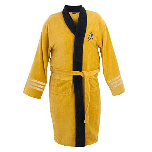 star trek robe